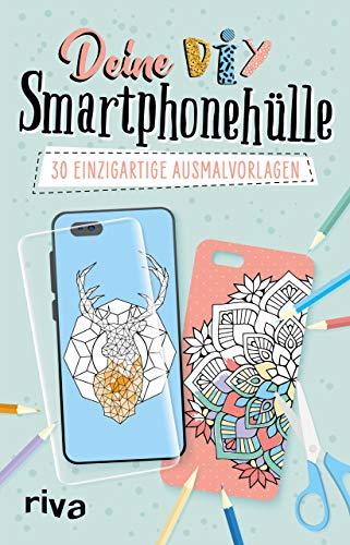Deine DIY-Smartphonehülle: 30 einzigartige Ausmalvorlagen