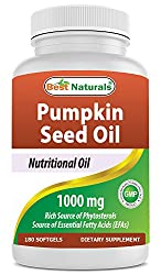 pumpkin seed oil to stop dht and hair loss