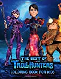 The Best of Trollhunters Coloring Book