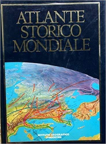 Atlante storico mondiale (Geopuzzles)