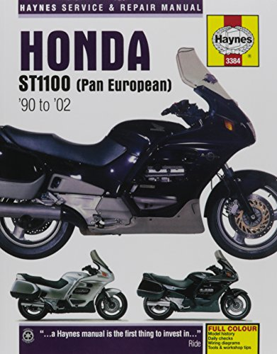 Honda St1100 (Pan European) '90 to '02