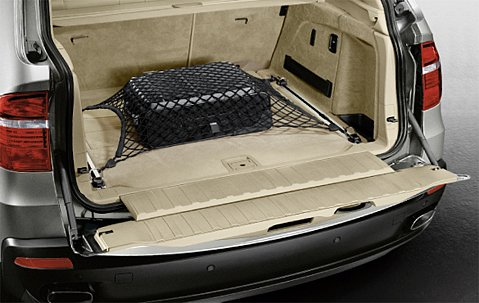 BMW Original Kofferraumboden Gepäck Gepäcknetz 51479410838