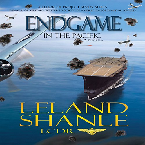 Endgame in the Pacific audiobook cover art