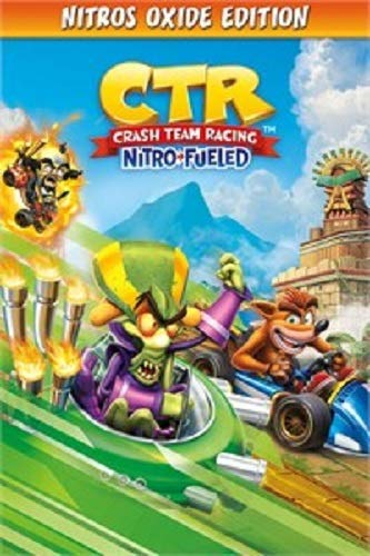 Crash Team Racing Nitro-Fueled - Nitros Oxide Edition (PS4)