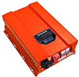 HF Series ZODORE 12000w Peak 36000w Low Frequency Split Phase Pure Sine Wave Inverter, Charger DC 48V AC 110V/220V Converter LED&LCD