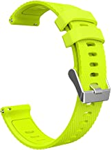 Silicone SmartWatch Strap Suitable for Garmin Samsung Huawei Huami Ticwatch 0.79