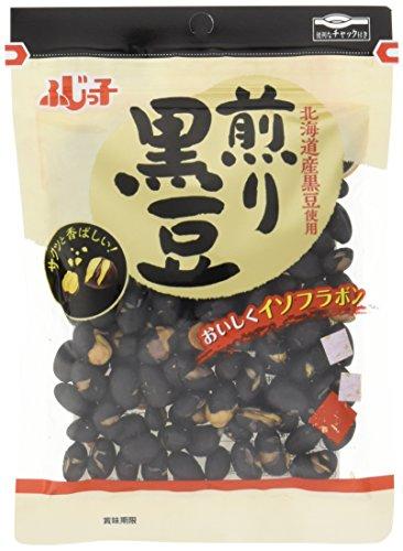 フジッコ『煎り黒豆』