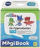 VTech MagiBook Activiteitenboek – PJ Masks Niño/niña - Juegos educativos, Niño/niña, 4 año(s), 7 año(s), Holandés, Papel