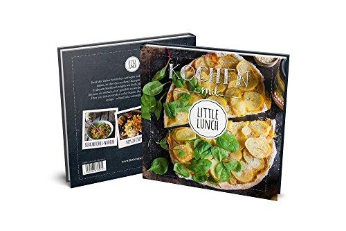 """Produktbild Kochbuch """"KOCHEN mit Little Lunch"""""""
