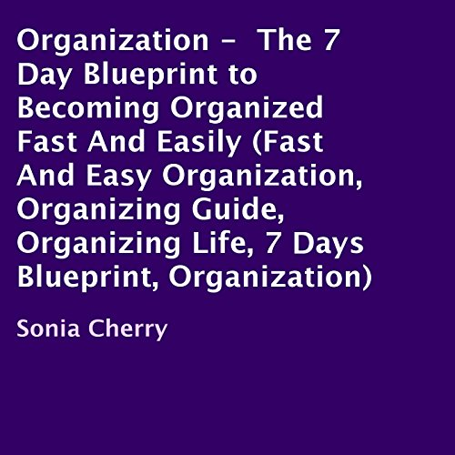 Organization audiobook cover art