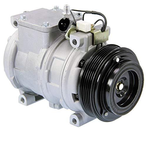 Klimakompressor Klima Kompressor Klimaanlage, für Hersteller Denso, Kompressor-ID 10PA17C
