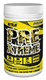 Nutrija Pre Xtreme - Pre Workout Supplement for Explosive Energy, Enhanced Focus, Muscle Strength, Recovery, Unmatched Performance - 30 Servings (Tangy Orange) horny goat weed May, 2021