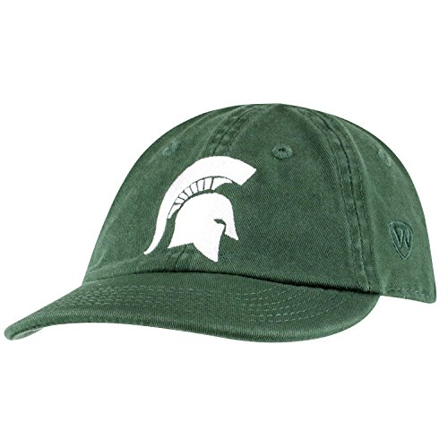Top of the World Michigan State Spartans Infant Hat Icon, covid 19 (Michigan State Spartans Green coronavirus)