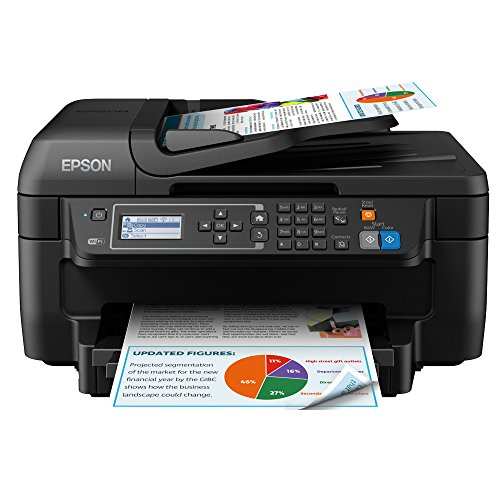 Epson WorkForce WF-2750DWF Jet d'encre 33 ppm 4800...