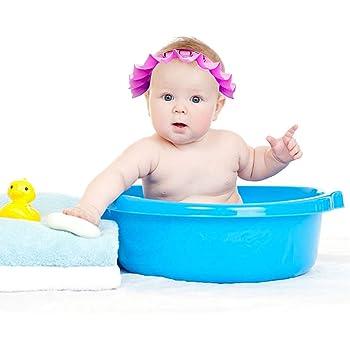 Household Shower Cap Bath Cap Baby EVA Gift Adjustable Women New Shower Hat YG