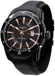 ヨーグ グレイ Jorg Gray JG3700-12 Mens Black Analogue Watch 女性 レディース 腕時計 【並行輸入品】