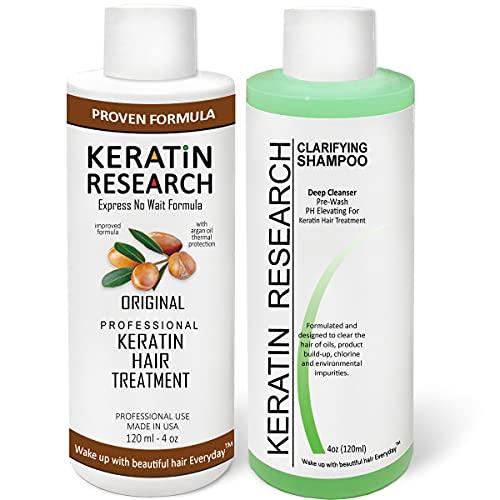 Complex Brazilian Keratin Hair Blowout Treatment...
