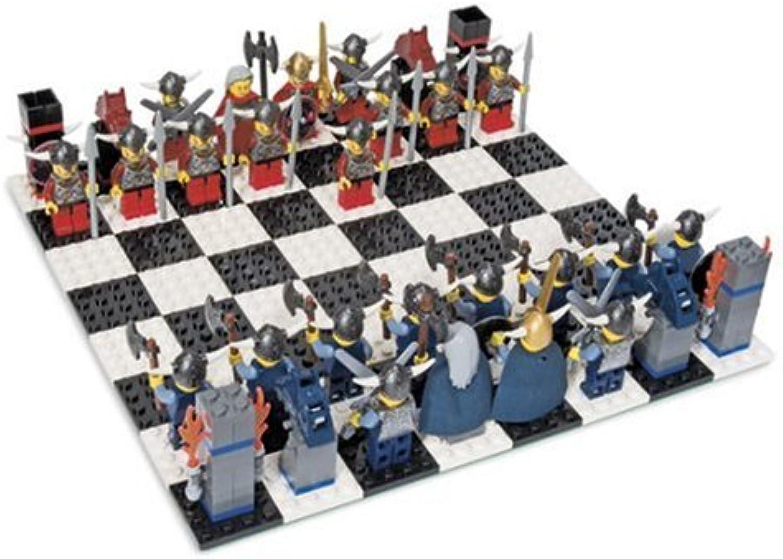 Lego G577 4499577 Chess Schachspiel Wikinger B000KI9HMY  Verwendet in der Haltbarkeit     | Attraktives Aussehen