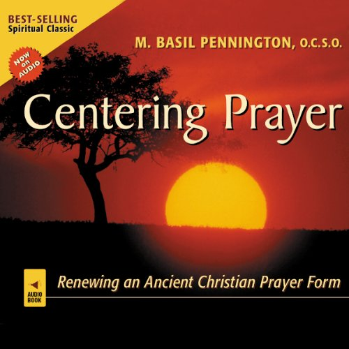Centering Prayer audiobook cover art