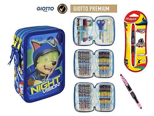 Crayola Kit para Colorear de la Patrulla Canina Color Wonder/12796.5100