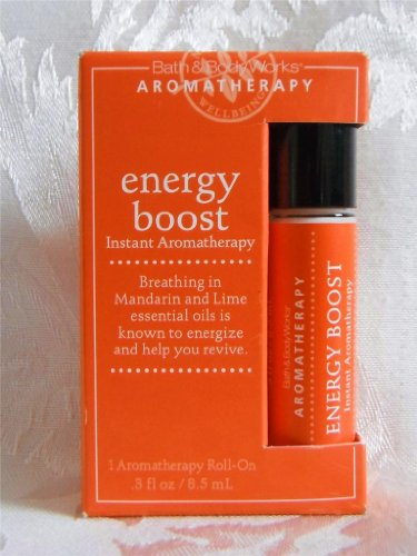 Bath & Body Works Instant Aromatherapy Energy Boost Roll-On