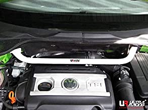 Ultraracing フロントタワーバー VW シロッコ Scirocco 2.0TSI ボディ補強