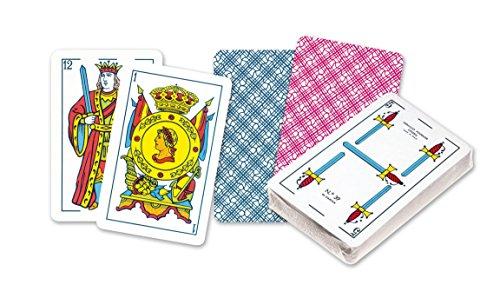 Fournier- Barja de Cartas TITI, Multicolor (F20987)