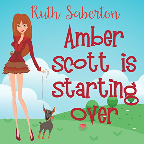 Amber Scott Is Starting Over cover art