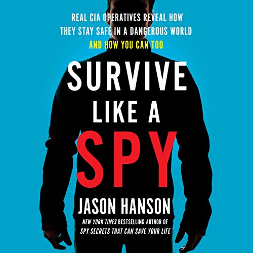 Survive Like a Spy  By  cover art