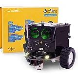 JING Kit De Robot Electrónico para Niños, Construye Un Coche DIY De Educación Stem Basado En Arduino Versión Estándar Omibox Scratch 3.0 Coche De Codificación De Aprendizaje