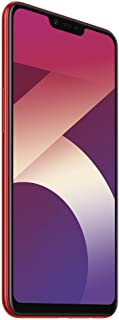Oppo A3S Dual SIM - 32GB, 3GB RAM, 4G LTE, Red