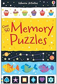 Over 50 Memory Puzzles by Sarah Khan - Paperback