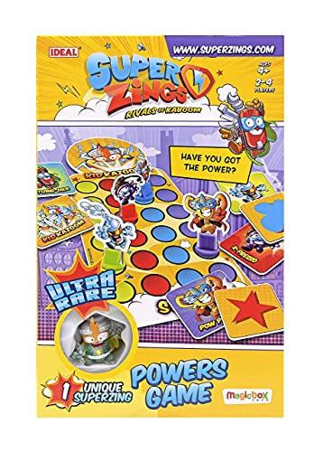 John Adams- Juego SuperZings Powers (10825)