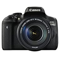 Canon EOS 750D Digital SLR Camera with 18-135 mm IS STM lens