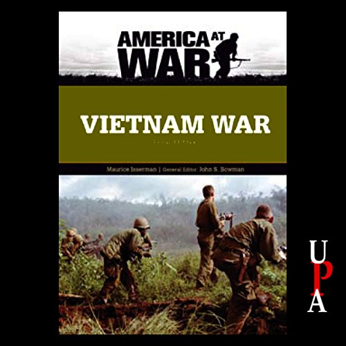 Vietnam War audiobook cover art