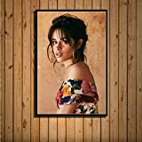 Popmusik Sänger Star Camila Cabello Leinwand Malerei