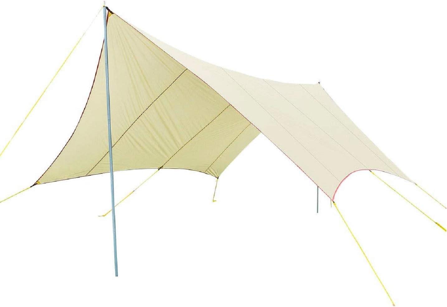 Monoprice Large Save money Wing Tarp Shelter Extra Max 40% OFF 75D PU1500mm Lar Nylon