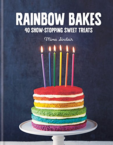 Rainbow Bakes (English Edition)