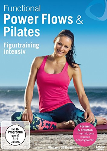 Functional Power Flows & Pilates - Figurtraining intensiv [Alemania] [DVD]