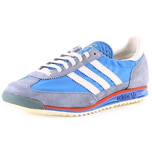 Zapatillas deportivas Adidas Originals Sl 72 Vin Low, para hombre, color Azul, talla 46 EU