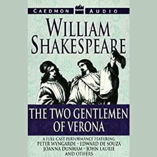 Two Gentlemen of Verona cover art