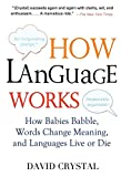 How Language Works: How Babies Babble, Words Change Meaning, and Languages Live or Die