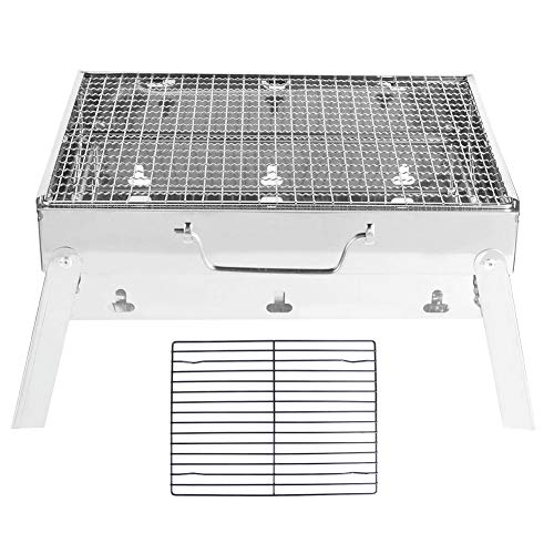 PYMQSM Outdoor-Grill-Grill Tragbarer...