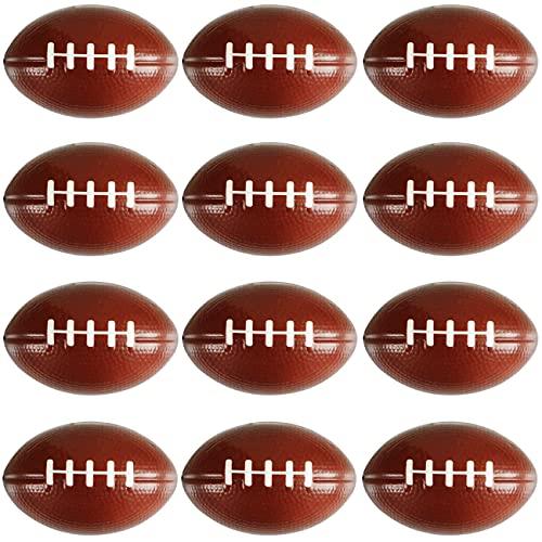 Mini Foam Sports Balls 12 Packs Balls for Kids Adults Stress Balls...