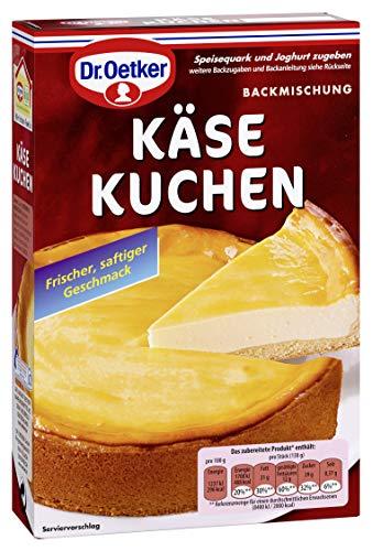 Dr. Oetker Käsekuchen, 8er Pack (8 x 570 g)