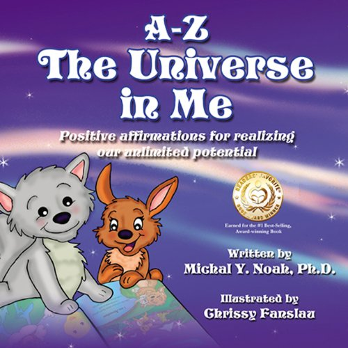 A-Z The Universe in Me cover art