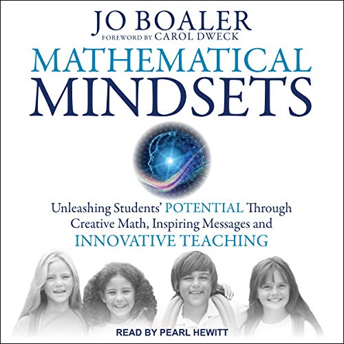 Mathematical Mindsets cover art