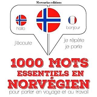 Couverture de 1000 mots essentiels en norvégien