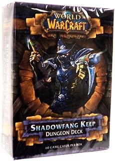World of Warcraft TCG WoW Trading Card Game Dungeon Deck Shadowfang Keep
