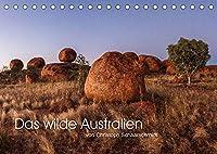 Das wilde Australien (Tischkalender 2022 DIN A5 quer): Fernweh garantiert (Monatskalender, 14 Seiten )